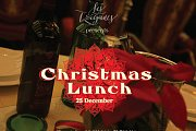 Christmas Lunch at Les Tziganes