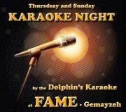 Karaoke Night at FAME every Thursday
