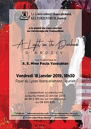 "Exposition: ""A Light in the Darkness"""
