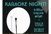 Karaoke Nights every Thursday at TAIGA - Beirut