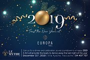 New Year's Eve 2019 At EUROPA