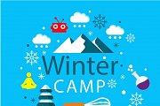 Winter Camp at Champ Camp