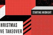 The Ballroom Blitz: Christmas Eve Takeover