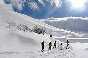 Arez Snowshoeing with Wild Adventures