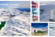 Snowshoeing Faraya with Wild Explorers