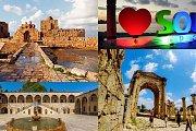 Beiteddine Palace - Sidon - Tyre with Zingy Ride