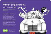 Polypod Creative Series: Warren-Singh Bartlett with Sinan Hallak