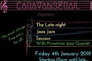 The Late-night Jazz Jam Session with Primetime Jazz Quartet