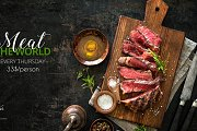 Meat the World at Signatures