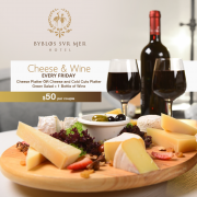 Cheese & Wine Night at Cafe Tournesol