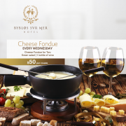 Cheese Fondue Night