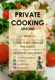 Private Cooking Lessons