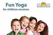 Fun Yoga for Children Sessions