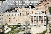 Aito To Hamatoura - Hiking Between Monasteries With YOLO