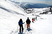 Falougha Lakes Snowsheoing with Wild Adventures