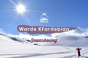 Warde Kfardebian Snowshoeing | Keserwen with HighKings961