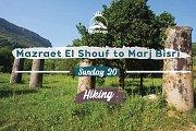 Mazraet Shouf - Marj Besri | Shouf - Jezzine with HighKings961