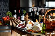 Cheese & Wine Night every Wednesday at Hemingway's Lounge