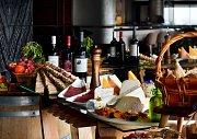 Cheese & Wine Night every Wednesday at Hemingway's Lounge