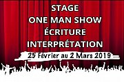 Stages Intensifs de L'Ecole du One Man Show - France