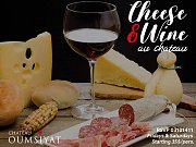 Cheese & Wine Every Friday & Saturday at Chateau Oumsiyat