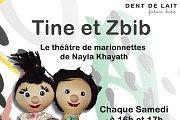 Tine et Zbib | Le Theatre de Marionnettes