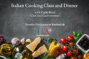 Italian Cooking Class and Dinner