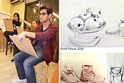 Intensive Sketching Workshop with Contempo Artlounge