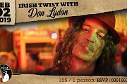 Irish Twist With Don Lydon