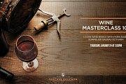 Wine Masterclass 101