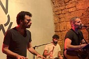 Nour Nimri and the Band