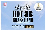 The HOT 8 Brass Band live at MusicHall