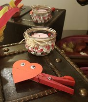 Art and Craft, Valentine Edition