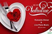 Romantic Valentine's Dinner at 19 Centre