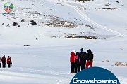 Snowshoeing Hammana with Lebanon Stories