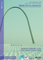 Niemeyer in Lebanon   Exhibition and Lecture