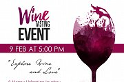 Explore Wine and Love at The Kitchen Bar