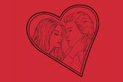 Kiss Me Kiss Me - Valentine's Day Pop-up