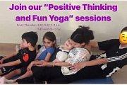 Fun Yoga & Empowerment Sessions For Children
