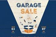 Garage Sale at Aleph B