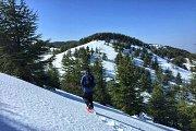 Snowshoeing Barouk with Lebanese Explorers