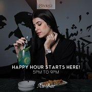 Au Bar Happy Hour