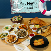 MEROU SEAFOOD - Business Lunch