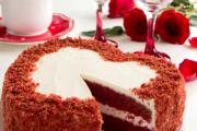 Valentine Day Special: Heart-shaped Red Velvet