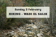 Hiking at Wadi el Salib with Lebanon Hikers
