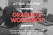 Graduate Workshop