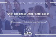 Chief Happiness Officer Certification - I Have Learned Academy