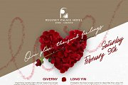 Valentine's Offers at Regency Palace Hotel