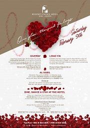 Valentine's Offers at Regency Palace Hotel