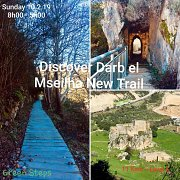 Discover Darb el Mseilha hiking Trail with GREEN STEPS